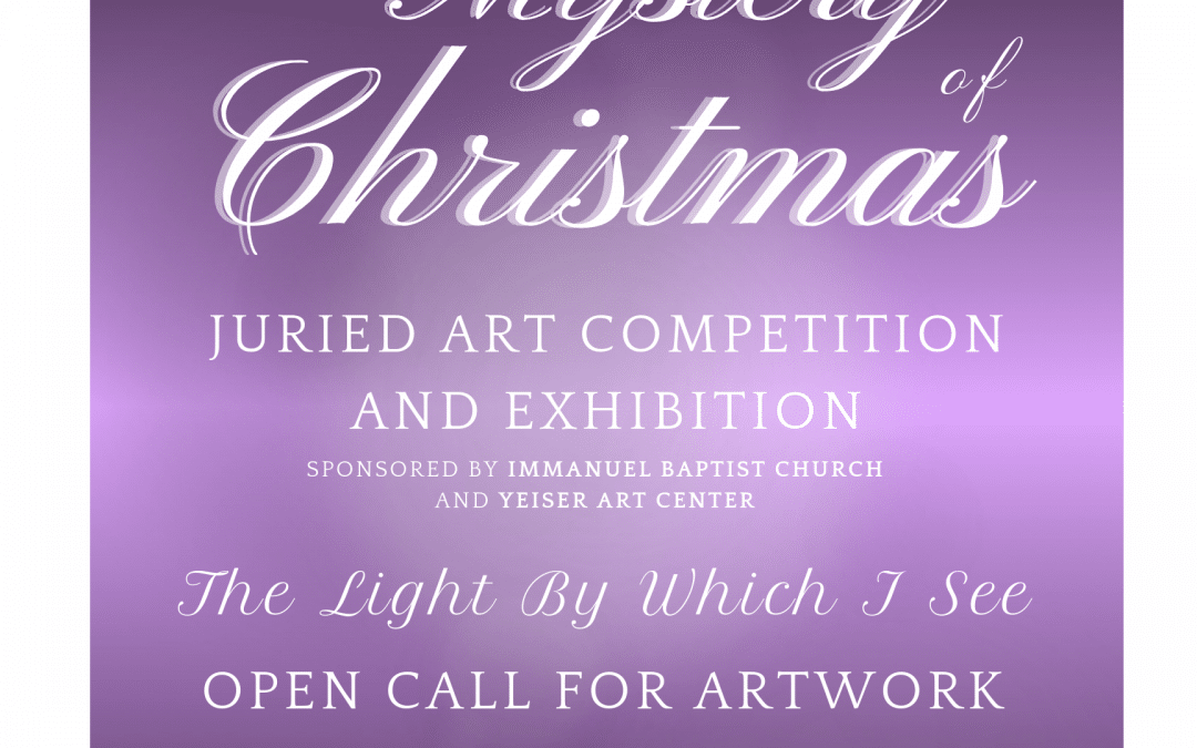 The Miracle and Mystery of Christmas Art Exhibition Opening Reception